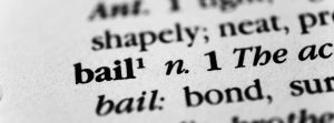 bail definition